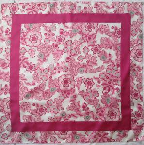 Superbe Foulard BURBERRY 100% soie TBEG vintage scarf 87 x 89 cm   eBay 5d2988f1a60