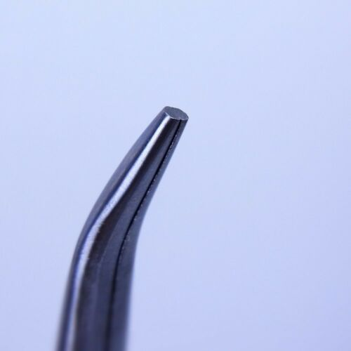 //HEC-D15//MADE IN JAPAN 148 mm Keiba//Extra Long Nez Courbé Pinces