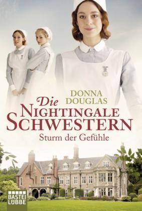 1 von 1 - Donna Douglas - Sturm der Gefühle: Die Nightingale Schwestern (3) - UNGELESEN