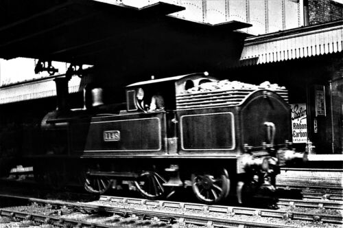 "Coventry L/&B LNWR LMS BR steam /& diesel 1910-60 sets of 10 6x4/"" BW Photo Prints"