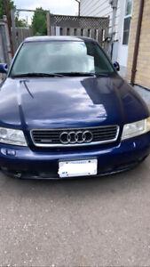 2001 audi A4 (AWD)