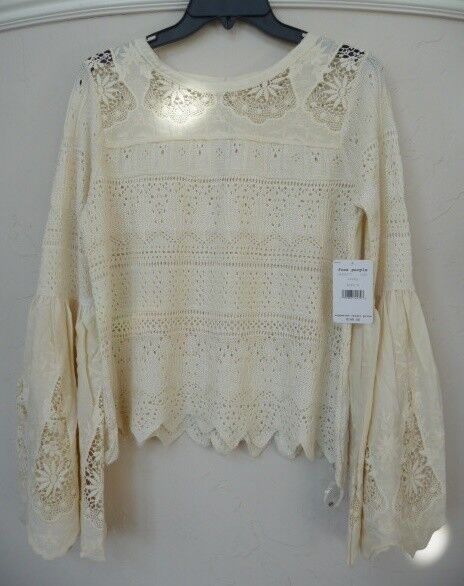 NWT Free people once upon a time top Retail