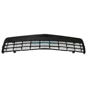 Front-Bumper-Cover-Grille-Plastic-Fits-2014-2015-Chevrolet-Camaro-GM1036165