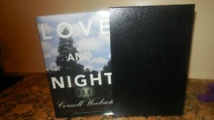 LOVE-AND-NIGHT-by-Cornell-Woolrich-Limited-Ed-SIGNED-by-Editor-2007