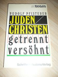 Juden - Christen /getrennt - versöhnt von Rudolf Pfisterer - Wendeburg, Deutschland - Juden - Christen /getrennt - versöhnt von Rudolf Pfisterer - Wendeburg, Deutschland