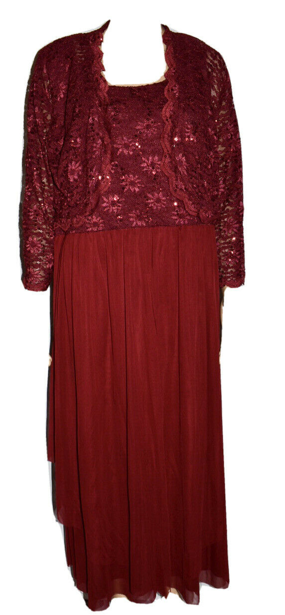 R & M Richards Woman Mother Of The Bride Dress