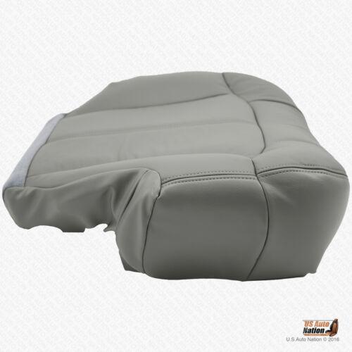 1999 2000 Chevy Silverado 1500 2500 Driver /& Passenger Bottom Vinyl Cover Gray