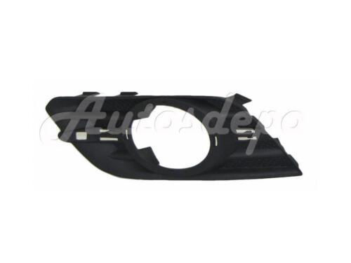 For 2013-2015 Buick Encore Front Bumper Insert Fog Light Ring Bezel Trim 4Pcs