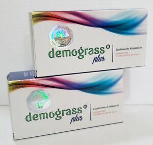 Demograss PLUS Suplemento Para Perdida De Peso 30 Capsulas 100% ORIGINAL PILDORA