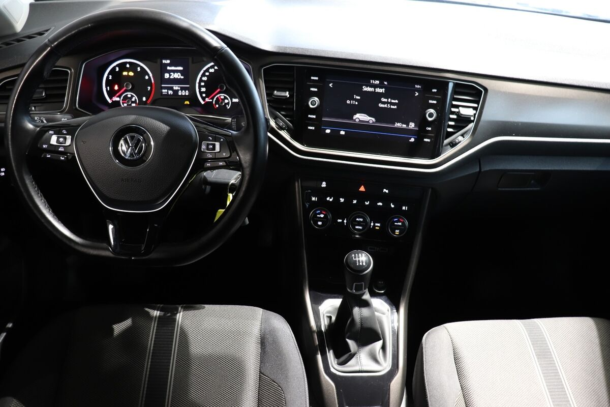 VW T-Roc 1,5 TSi 150 Style