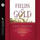 Fields of Gold by Andy Stanley Compact Disc Book (english)