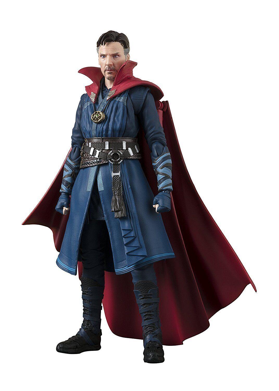 Bandai S.H.Figuarts Dr. Strange Avengers Infinity War Acción Figura w  Tracking