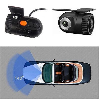360° Hidden Mini Car 1080P DVR Camera Video Recorder Cam w/ 120°Wide Angle Lens