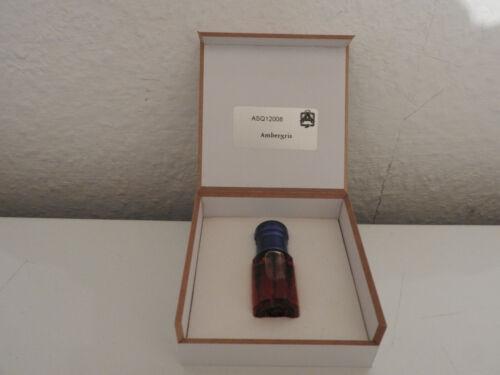 Abdul Samad Al Qurashi Ambergris 6 ml Attar Concentrated Perfume Oil NEU  FJRKa Y0J7H