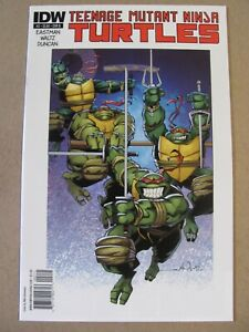 Teenage-Mutant-Ninja-Turtles-2-IDW-2011-Series-Eastman-Cover-B-Variant-9-6-NM