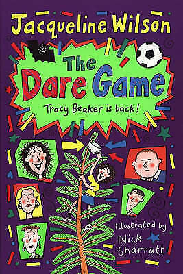 The Dare Game by Jacqueline Wilson, Acceptable Used Book (Hardcover) FREE & FAST