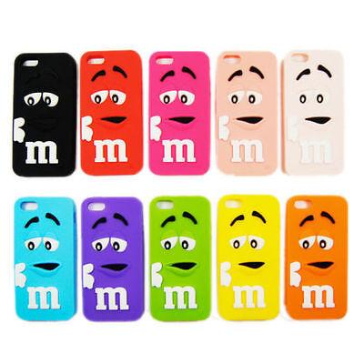COQUE HOUSSE ETUI M M'S IPHONE 7 IPHONE 8 et IPHONE 7 PLUS silicone M&M'S MM'S | eBay