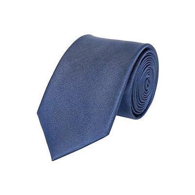 NEW Van Heusen Silk Tie Blue