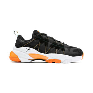 Puma Men's LQD Cell Omega X Helly Hansen Puma Black Training Shoes 37251601 NEW!