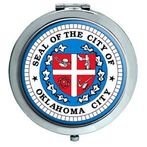 Oklahoma Stadt Ok (USA) Kompakter Spiegel