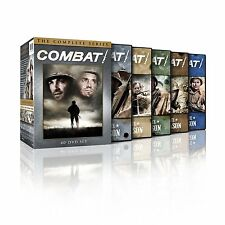 :Combat!The Complete Series DVD(2013)40-Disc Seasons 1-5,New,Sealed,Region 1