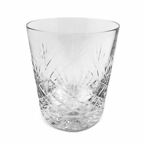 Crystal-Double-Old-Fashioned-Glass-Fan-Cuts-12-oz