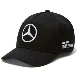 Mercedes-AMG-Petronas-Lewis-Hamilton-Driver-Cap-F1-Formel-1-Kappe-Basecap