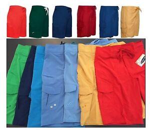 Men-039-s-Long-Knee-Length-Swim-Board-Shorts-Small-Medium-Large-28-30-32-34-36