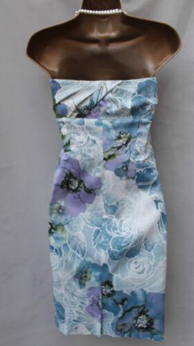 De Robe Floral Karen Cocktail Exquise Uk 8 Wiggle Romantique Cocktail Floral Millen 4xEqwqt