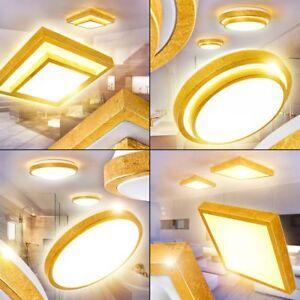 Goldene Led Deckenleuchte Sora Bad Badezimmer Waschraum Flur Diele