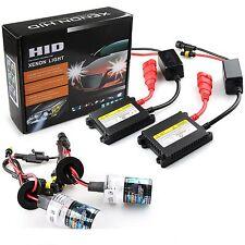 H3 HID KIT 35W Xenon Conversion Headlight Bulb Error Free 6000K for Audi BMW VW