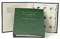 Littleton Lca43 Bust Quarters 1804-1838 Album Archival Quality