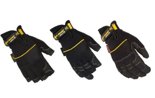 lumière idéal pour le son Dirty Rigger Travail original porter des gants gréement visuelle