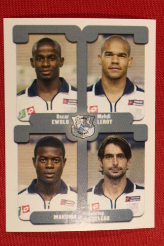 403 AMIENS F DE TOPMINT! IMAGE STICKERS PANINI FOOT 2005 n