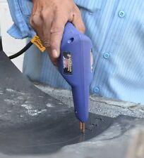 Automotive Plastic Repair STAPLE GUN +Hot Staples M, S, V, Z Corner Flat Stapler