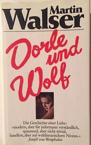 Martin Walser signiert Buch Literatur Original Unterschrift Signatur Autogramm