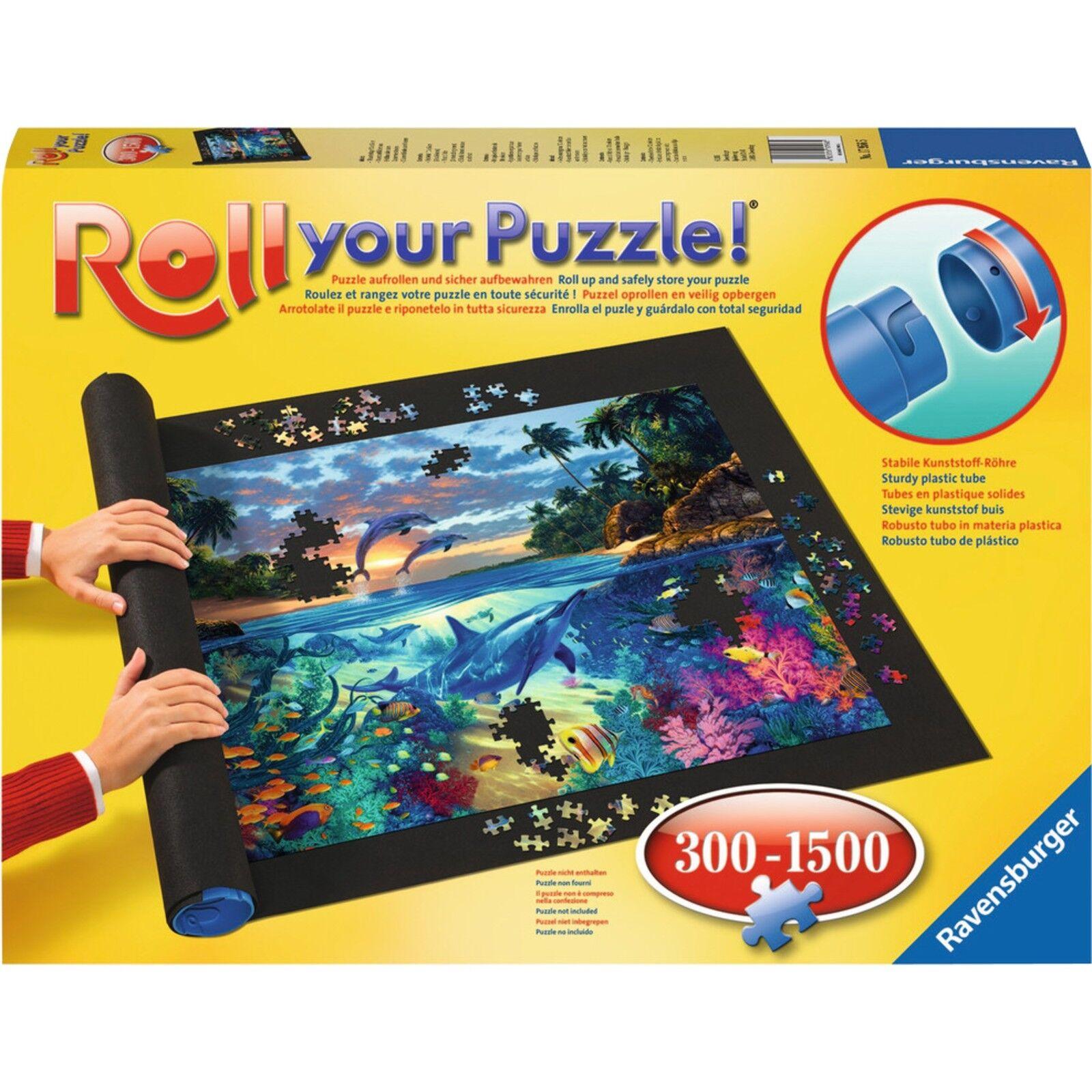Ravensburger Roll Your Puzzle, Puzzle, Puzzle, Schutzhülle ac002f