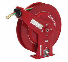 Reelcraft TW7450 OLP 1/4 X 50 OXY/ACT Hose Reel