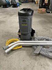 Windsor Karcher Vp6 Vac Pac Commercial Backpack Vacuum Cleaner New