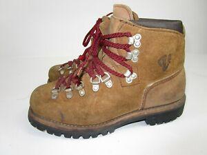 Vasque-Hiking-Boots-21412-Suede-Leather-Trail-Trailblazer-Mens-Size-7-B-Vintage