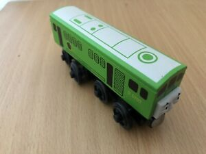 Authentic-Learning-Curve-Wooden-Thomas-Train-Boco-the-Diesel-EUC