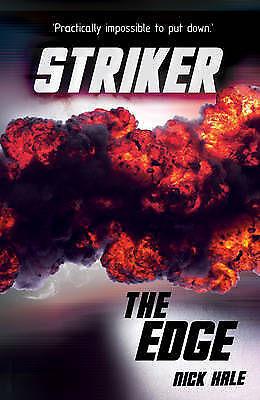 1 of 1 - NICK HALE, STRIKER, THE EDGE, 9781405256858