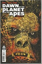 Dawn of the Planet of the Apes #3 : Boom Studios Comics
