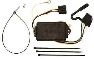 Trailer Wiring Harness Kit For 05-10 KIA Sportage 6 Cyl. Plug & Play