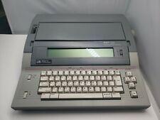 Smith Corona Pwp125 Pwp 125 Word Processor Electric Typewriter Tested Working