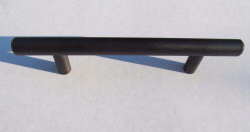 """Dark Oil Rub Bronze 6/"""" L 3 7//8 /"""" CC Kitchen Cabinet Drawer Pull Handle Screws"""