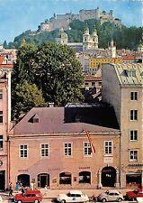 BG27020 salzburg mozarts wohnhaus am markartplatz car voiture   austria