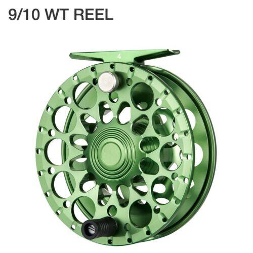 Piscifun Crest Fly Reel 5//6 7//8 9//10 Fully Sealed Drag CNC Machined Aluminium