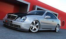 Mercedes clk W208 97 - 03 Coppia Minigonne Laterali Tuning AMG look vetroresina