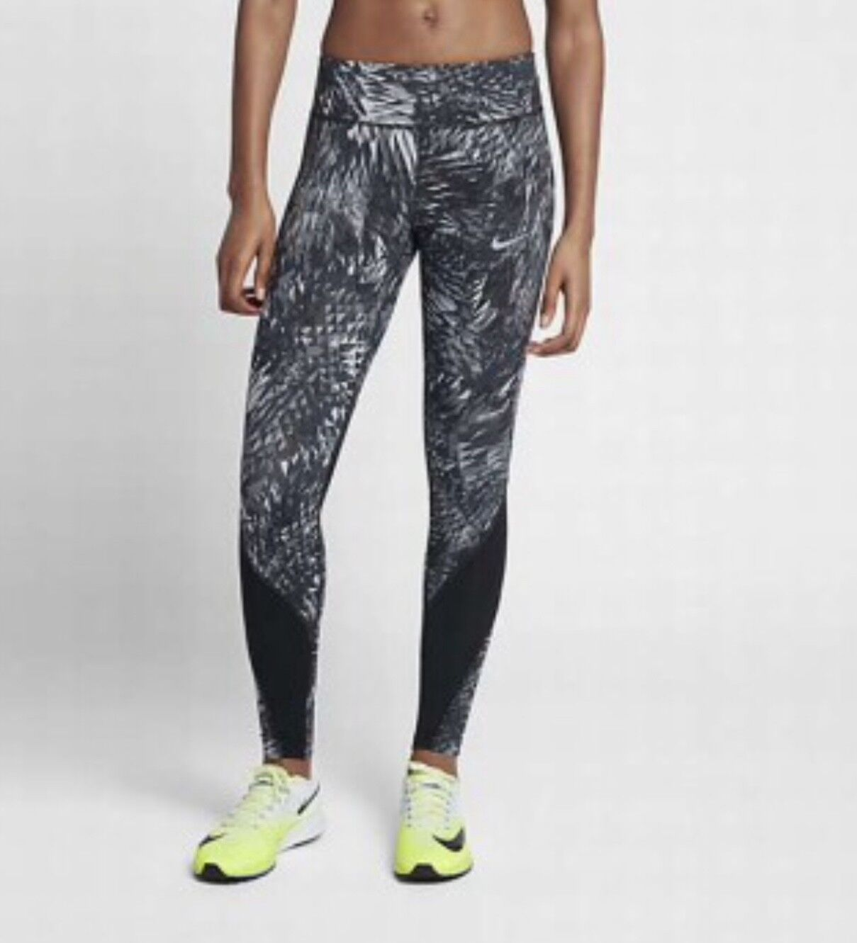 NIKE POWER EPIC LUX RUNNING TIGHTS LEGGING GYM TRAINING 831800-021 Xtra Small
